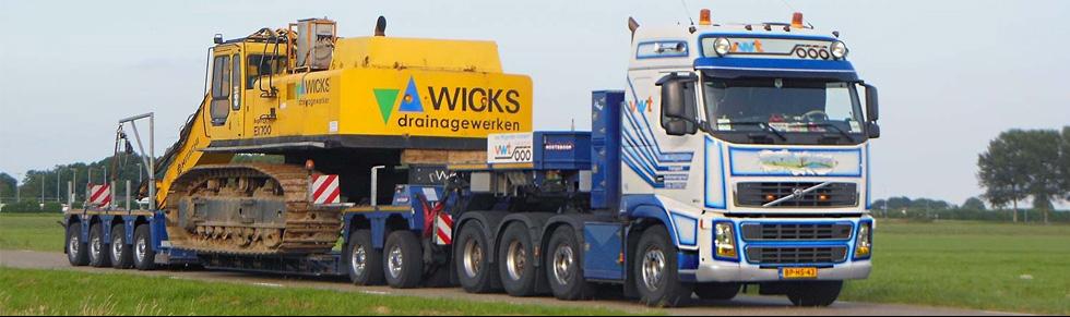 Firma van Wijgerden Transport BV